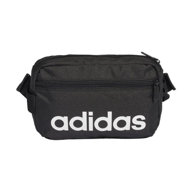 54c735fd2e Adidas - Sac banane Linear Core - pas cher Achat / Vente Sacs de plage -  RueDuCommerce
