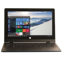 Du-y160BK232 - 11.6Tactile Inclinable 360° / Z8300 / 2G / 32G+100G One Drive / Windows 10