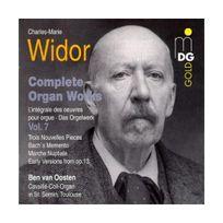 Mdg - Widor: Complete Organ Works Vol. 7