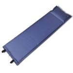 Rocambolesk - Superbe Matelas autogonflant bleu 185 x 55 x 3 cm 1 personne, Neuf