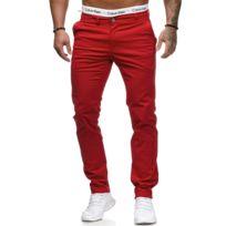 Cabin - Pantalon chino homme Pantalon M69 rouge