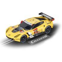 Carrera - Go!!! - 20064032 - Voiture De Circuit - Chevrolet Corvette C7.R No.3 Car-64032