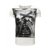 Trueprodigy - Tee shirt Blanc 120 Blanc