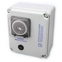 Wa Conception - coffret electrique pour filtration - cpfdett