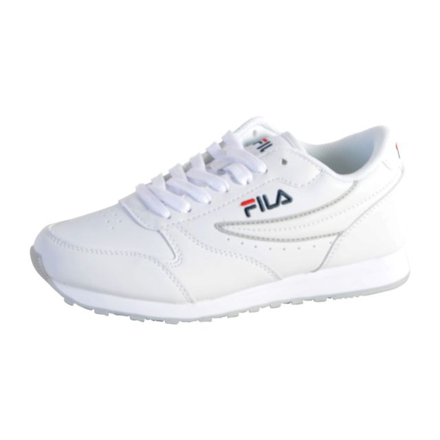 fila basket orbit low wmn white pas cher achat vente baskets femme rueducommerce. Black Bedroom Furniture Sets. Home Design Ideas