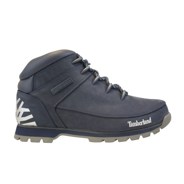 timberland homme argent
