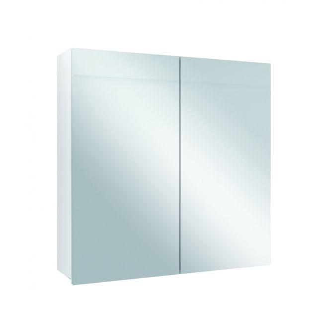 Mob-in - Armoire Miroir 60 cm Nexo - pas cher Achat / Vente meuble ...