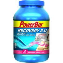 PowerBar - Recovery Drink 2.0 - Nutrition sportive - Raspberry Cooler 1144g rose/bleu