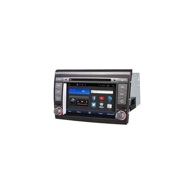 Auto-hightech Autoradio Gps Android ecran tactile Fiat Bravo a partir de 2007