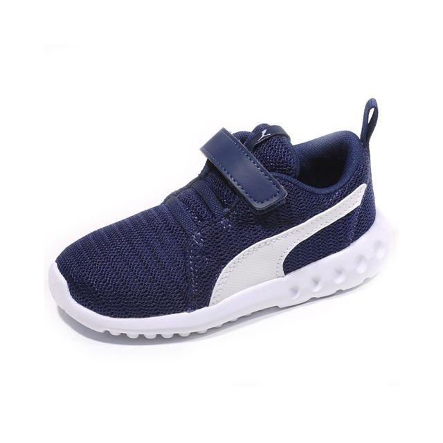 Chaussures Carson 2 V Bleu Bébé Garçon Multicouleur 22