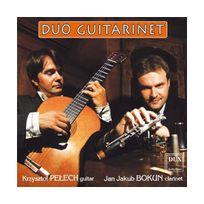 Dux - Duo Guitarinet : Récital