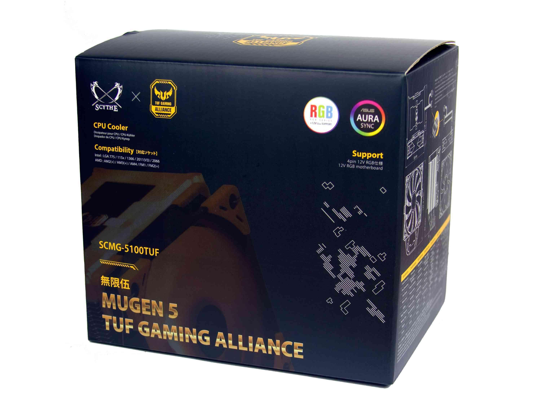 Mugen 5 - TUF GAMING ALLIANCE - RGB Lighting