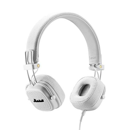 Marshall Casque Audio Bluetooth Major Iii 00199739 Blanc Pas