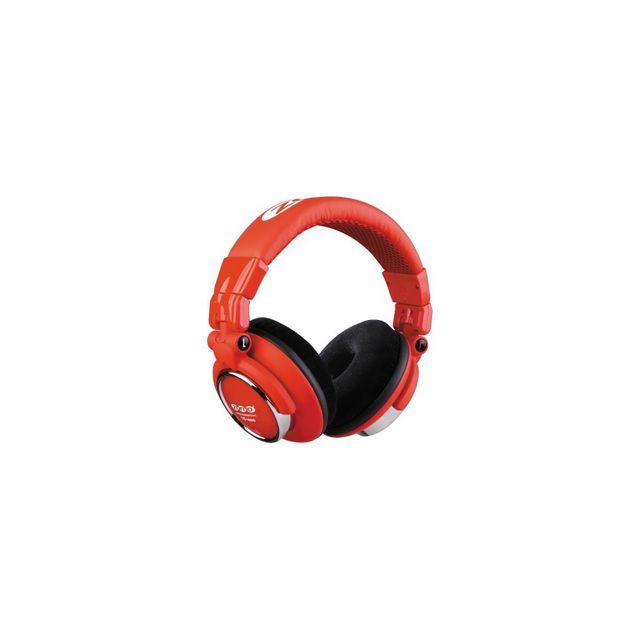 Zomo - Hd1200 Rouge Toxic - Casque audio