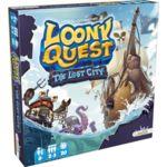 Libellud - Jeux de société - Loony Quest : Extension The Lost City