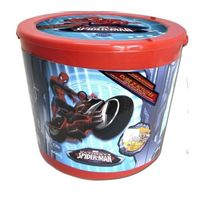 RUE DU COMMERCE - SPIDERMAN - Seau de coloriage - 86367