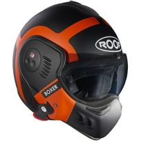 Roof - Boxer V8 Bond Matt Black Orange