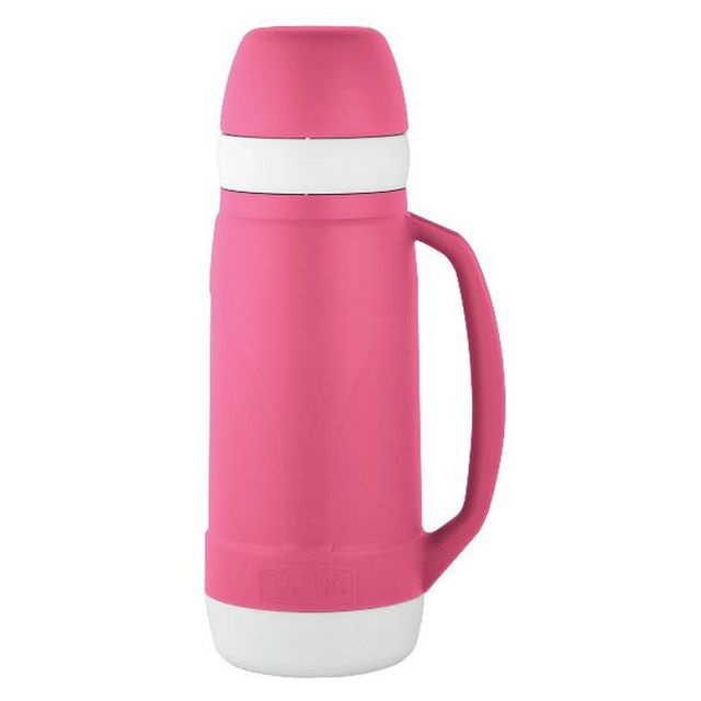 thermos bouteille isotherme pink 105459 pas cher achat vente travel mug rueducommerce. Black Bedroom Furniture Sets. Home Design Ideas