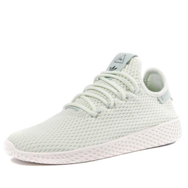 Adidas Pharrell Williams Garçon Fille Chaussures Vert