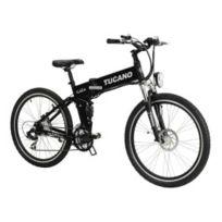 Tucano - Vélo électrique pliant Hide Bike Mtb noir
