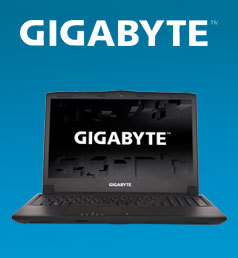 GIGABYTE 15,6'' Full HD - Intel Core i7-7700HQ - HDD 1 To + SSD 256 Go - RAM 16 Go - NVIDIA GeForce GTX 1060 6 Go - Windows 10
