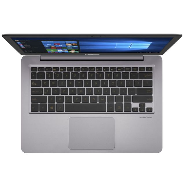 ASUS - ZenBook UX310UA-GL210T - Gris
