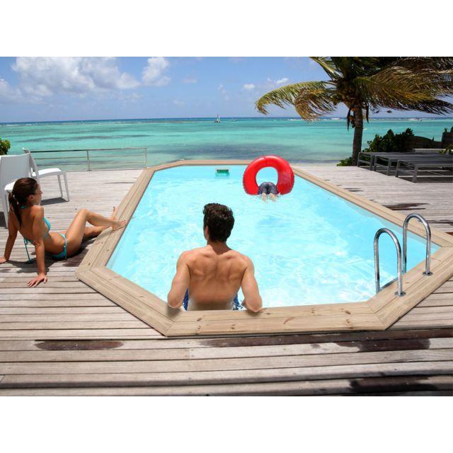 piscine bois 5.10