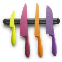 Albert de Thiers - Set 4 couteaux couleur