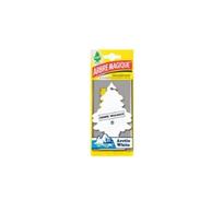 Topcar - Désodorisant voiture Arbre magique Artic White Arbre Magique 509127
