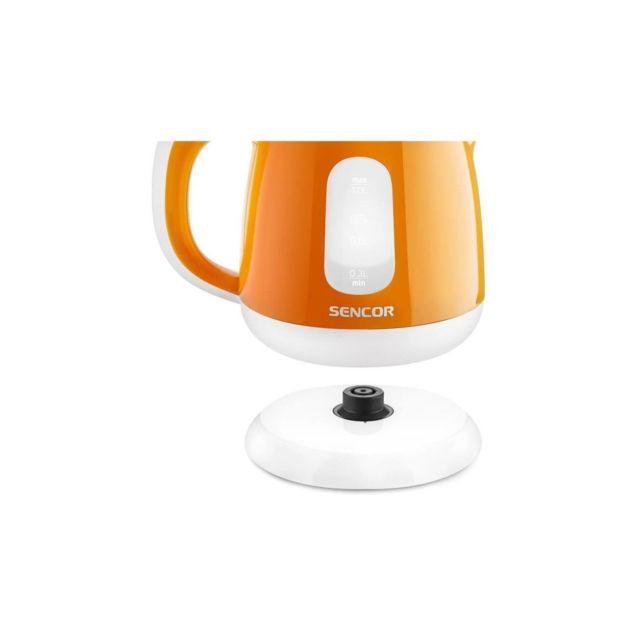 Sencor Swk 1013OR Bouilloire electrique - Orange et blanc