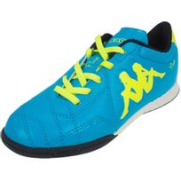 Kappa - Chaussures football moulées Player tg turf jr bleu Bleu 75092