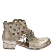 Mimmu - Boots Ajouree Chaine