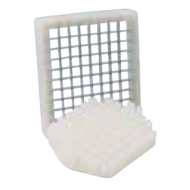 BRON COUCKE grille et poussoir 10x10mm pour coupe frite 403 - 416cf + 429cf