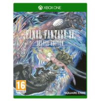 SQUARE ENIX - Final Fantasy XV - DELUXE EDITION - Xbox One