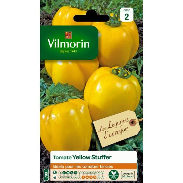 coeur de boeuf Sachet graines Tomate Cuore di Blue Vilmorin
