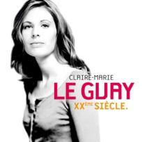 Accord - Claire Marie Le Guay - Coffret Xxème siècle Coffret Edition Limitée