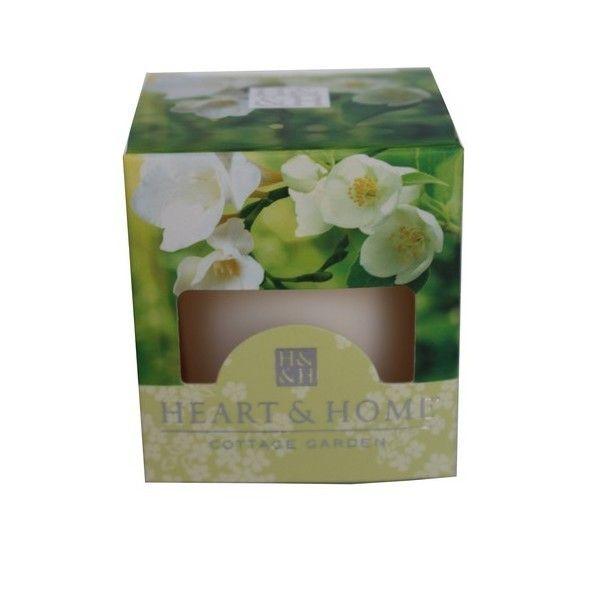 Kontiki Freesia et jasmin blanc - Bougie votive
