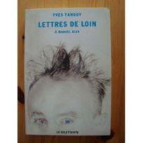 Le Dilettante - Lettres De Loin Adressees A Marcel Jean