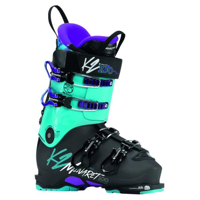 K2 - Chaussure De Ski Minaret 100 Sv Noir Femme