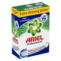 Ariel - Lessive poudre Professional - Baril 90 doses