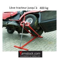Bigb - Cric léve tracteur / tondeuse 400kg