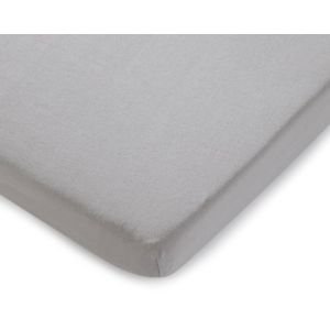 Traumeland tt02093 drap housse jersey anthracite for Drap housse 70x140 carrefour