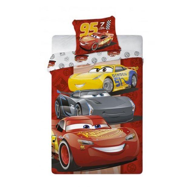Cars - Disney - Parure de Lit Enfant - Housse de Couette Flanelle  Multicolore - 140 - 200 - pas cher Achat   Vente Linge de lit enfant -  RueDuCommerce 7ba9ccc04427