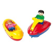 Big - 800055108 -waterplay Fun-Boat-Set
