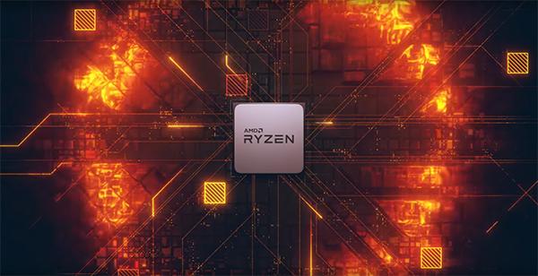Ryzen 7 3700X Wraith Prism LED RGB