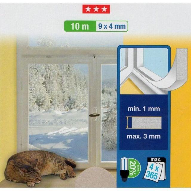 empasa joint pour fen tre mousse haute densit 10 m type pe blanc pas cher achat. Black Bedroom Furniture Sets. Home Design Ideas