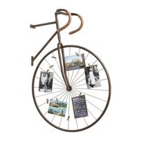 Karedesign - Décoration murale Memo Holder Bike Kare Design