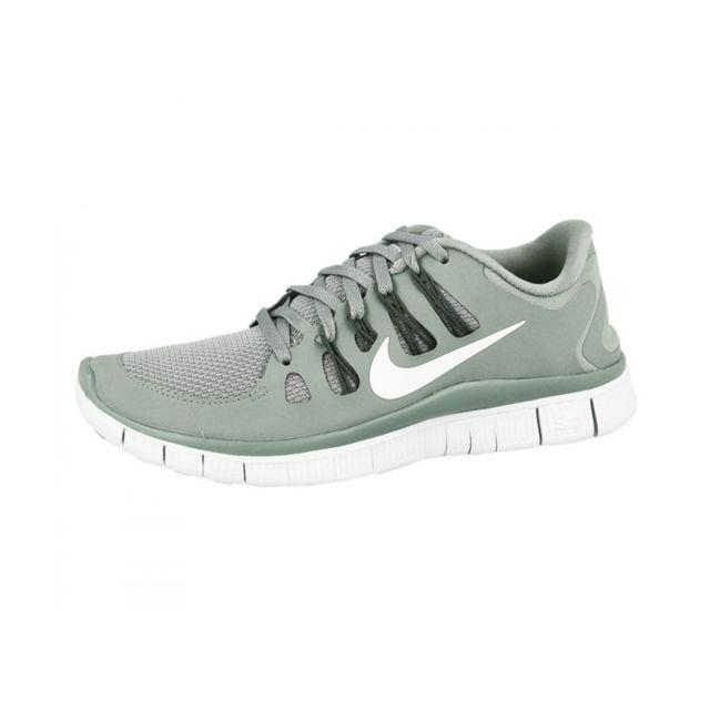 Nike Chaussure de running Free 5.0 580591 300 pas cher
