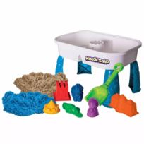 Kinetic Sand - Ensemble de tables de jeu de château de sable 6031658