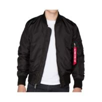 Alpha Industrie - Blouson Alpha Industries Ma-1 Tt Black